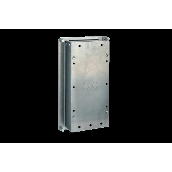 Flush-mounted box for the Loxone Intercom