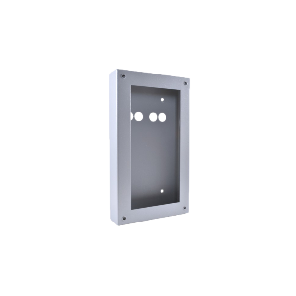 Surface box for Loxone Intercom