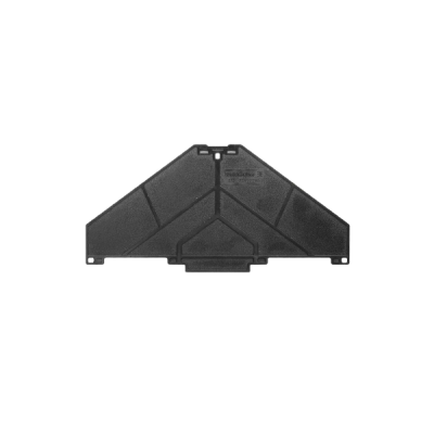End Plate for 8x4 Terminals (10 pcs)