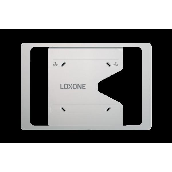 iPad Wallmount Silver