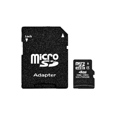 Micro SD Card with Firmware for Audioserver