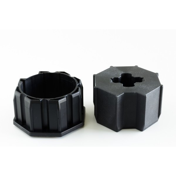60mm octagonal adapter/driver set