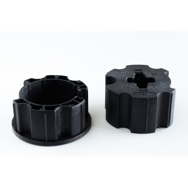 70mm C-slot adapter/driver set