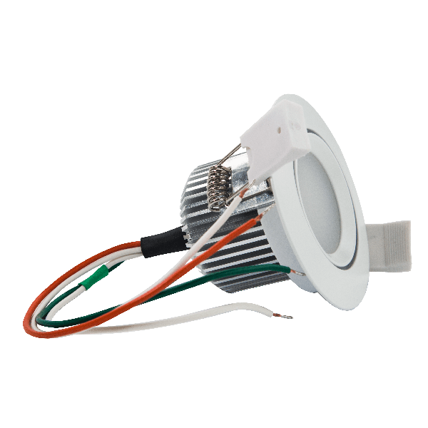 LED Spot RGBW PWM white V1