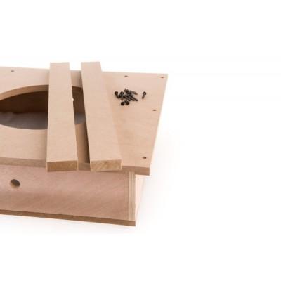 Loxone Speaker Back Box For Suspended Ceilings