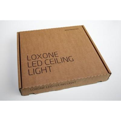 Led Ceiling Light RGBW Air anthracit