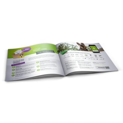 Loxone Brochure  IT- (25 Copies)