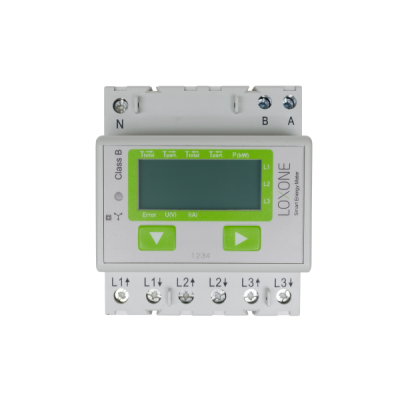 Modbus Electricity Meter (3 Phase)